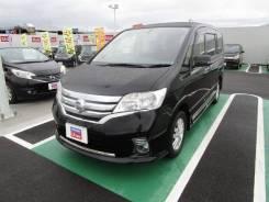 Nissan Serena. автомат, 4wd, 2.0, бензин, 40 000 тыс. км, б/п. Под заказ