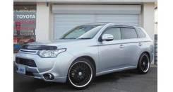 Mitsubishi Outlander. автомат, 4wd, 2.4, бензин, 32 000 тыс. км, б/п. Под заказ