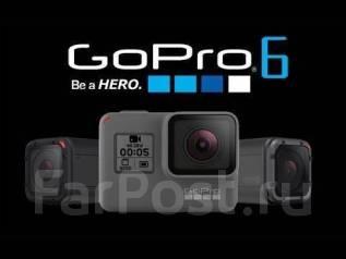GoPro HERO. 20 и более Мп, без объектива