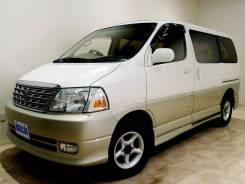 Toyota Grand Hiace. автомат, 4wd, 3.4, бензин, 68 249 тыс. км, б/п, нет птс. Под заказ