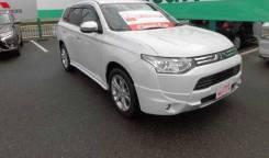 Mitsubishi Outlander. автомат, 4wd, 2.4, бензин, 40 000тыс. км, б/п. Под заказ