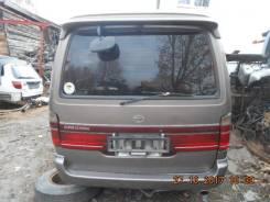 Дверь багажника. Toyota Hiace, KZH106G, KZH106W Двигатель 1KZTE