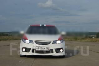 Бампер. Kia Cerato Kia Forte, TD Двигатели: G4KD, G4KE