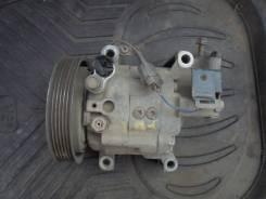 Компрессор кондиционера. Nissan Sunny, FB15 Двигатель QG15DE