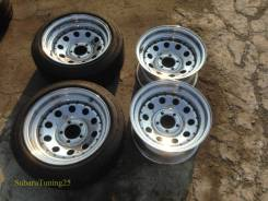 Mickey Thompson. 8.0x15, 5x114.30, ET-28, ЦО 110,0 мм.