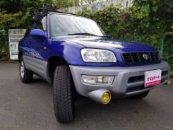 Toyota RAV4. механика, 4wd, 2.0, бензин, 12 тыс. км, б/п. Под заказ