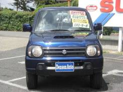 Suzuki Jimny. механика, 4wd, 0.7, бензин, 36 000 тыс. км, б/п. Под заказ