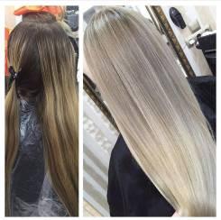Все виды окрашиваний волос! (Airtouch, блонды)