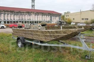 Лодка + Mercury40Jet. Год: 2017 год, длина 4,80м., двигатель подвесной, 60,00л.с., бензин