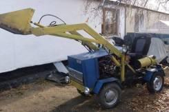 Самодельная модель. Продается трактор, 800 куб. см.