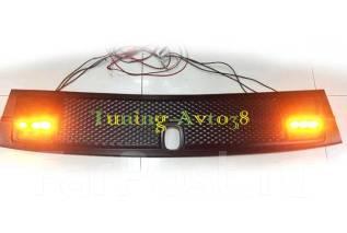 Дефлектор лобового стекла. Toyota Hilux Pick Up, GUN125, GUN125L, GUN126L Двигатели: 2GDFTV, 1GDFTV. Под заказ