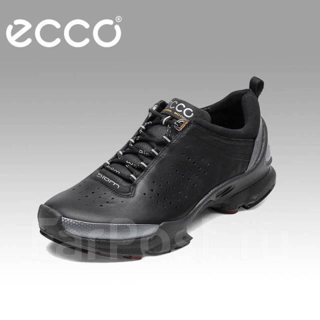 Кроссовки Ecco Biom Performance black grey - Обувь во Владивостоке 1efda9cc5cf21