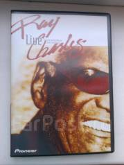 """Ray Charles. """"Live at the montreux Jazz festival""""."""