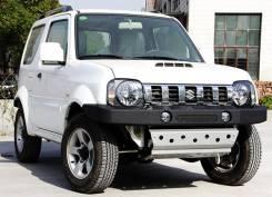Силовые бампера. Suzuki Jimny. Под заказ