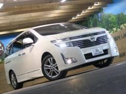 Nissan Elgrand. автомат, передний, 2.5, бензин, 51 400 тыс. км, б/п. Под заказ