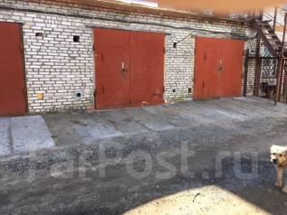 Продам гараж. улица Базовая 4а, р-н Центральный, электричество, подвал.