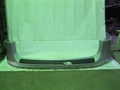 Бампер задний VW Touareg 2010> (Верхняя Часть ПОД Парктроник)