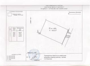 Продам земельный участок, Синяя сопка, Лесопитомник, г. Владивосток. 1 000 кв.м., собственность, вода, от частного лица (собственник). Схема участка