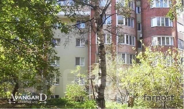 1-комнатная, улица Прапорщика Комарова 23. Центр, 28кв.м. Вид из окна днем