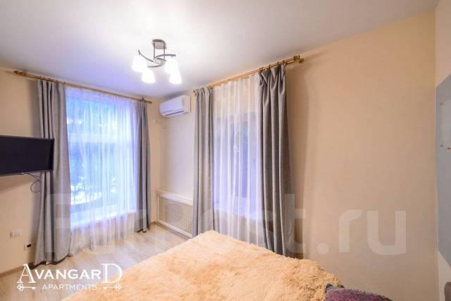 1-комнатная, улица Прапорщика Комарова 23. Центр, 28кв.м. Вторая фотография комнаты