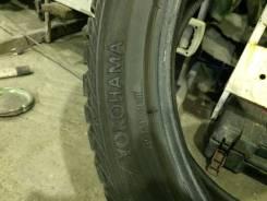Yokohama Ice Guard IG35. Зимние, шипованные, износ: 5%, 4 шт