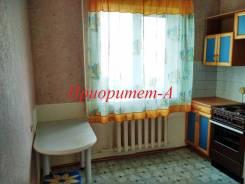 1-комнатная, улица Борисенко 104а. Борисенко, агентство, 34кв.м.