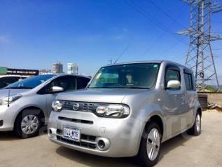 Nissan Cube. автомат, передний, 1.5 (109л.с.), бензин, 45 000тыс. км, б/п