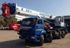 Галичанин. Автокран (25-50 тонн), 10 800куб. см., 25 000кг., 31,00м.