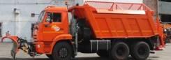 KDM ЭД-405В. Снегоуборочная техника Кдм Эд 405В, Камаз 65115, 10 800куб. см.
