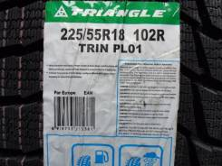 Triangle Group Snow PL01. Зимние, без шипов, 2017 год, без износа, 4 шт
