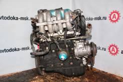Двигатель в сборе. Kia Sportage, I Kia Enterprise, I Двигатель FE