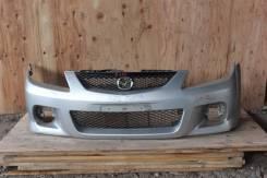 Бампер. Mazda Familia S-Wagon Mazda Familia