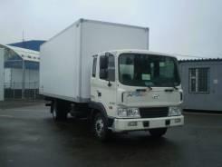 Hyundai HD120. HD-120 + фургон сэндвич (6,5х2,6х2,41) АМЗ, 5 899 куб. см., 6 900 кг.