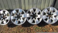 Nissan. 7.0x15, 6x139.70, ET15, ЦО 98,0мм.