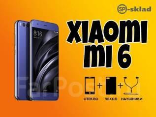 Xiaomi Mi6. Новый, 64 Гб, 3G, 4G LTE, Dual-SIM. Под заказ