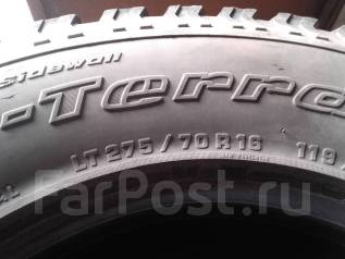 BFGoodrich All-Terrain T/A KO. Грязь AT, 2013 год, износ: 20%, 4 шт