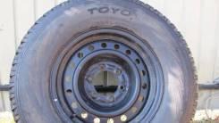 Запасное колесо 265-70-R-16. x16 6x139.70 ЦО 100,0мм.