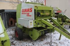 Claas Rollant. Пресс подборщик 42 (Германия)