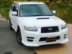 Накладка на фару. Subaru Forester, SG5, SG9, SG9L