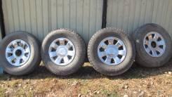 Зимние колеса 265-70-R-16. x16 6x139.70 ЦО 100,0мм.