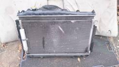 Радиатор охлаждения двигателя. Nissan Gloria, HY34 Двигатель VQ30DD