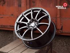 Advan Racing RS. 8.0x17, 5x100.00, 5x114.30, ET35, ЦО 73,1 мм.