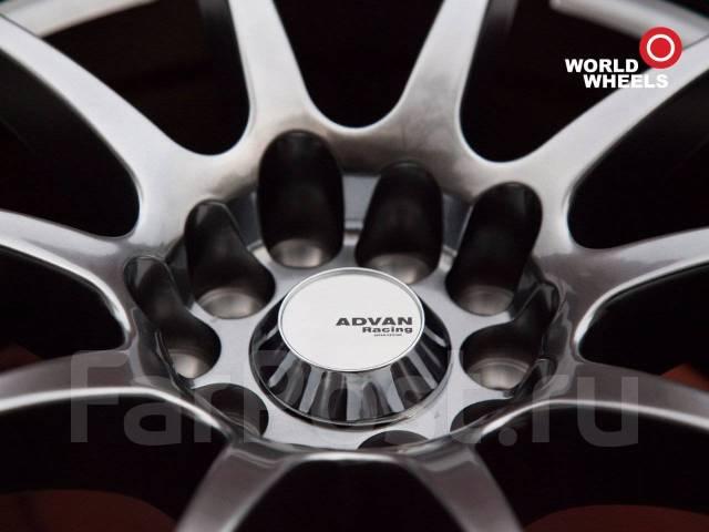 Advan Racing RS. 8.0x17, 5x100.00, 5x114.30, ET35
