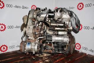 Двигатель в сборе. Hyundai HR Hyundai Porter II, HR Hyundai H100 Двигатель D4CB