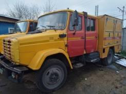 ЗИЛ 4333. Аварийная автомастерская на базе , 6 000 куб. см., 6 000 кг.