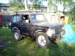 Suzuki Jimny. SJ30, LG50