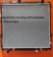 Радиатор охлаждения ДВС TOYOTA LAND CRUISER PRADO