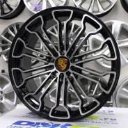 Porsche. 9.0x20, 5x130.00, ET45, ЦО 71,6мм.