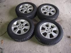 "Toyota. 6.5x16"", 5x114.30, ET33"