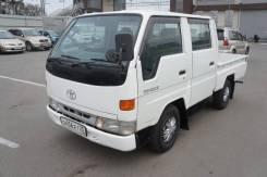 Toyota Toyoace. Односкатная, категория В. Возможен Обмен., 2 800 куб. см., 1 500 кг.